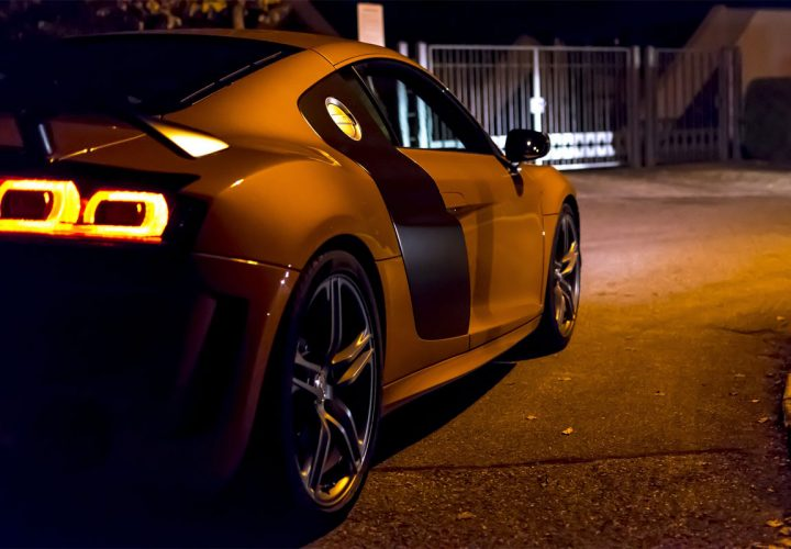 Audi R8 – mehr geht einfach nicht!