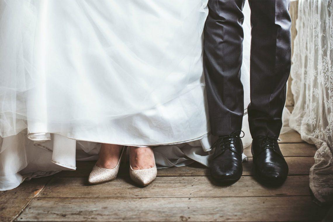 Schritt für Schritt ins Eheglück